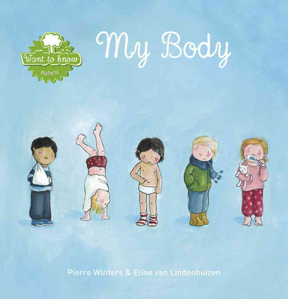 My Body By Winters, Pierre/ Van Lindenhuizen, Eline (ILT)
